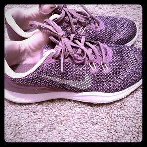 Nike's sneakers